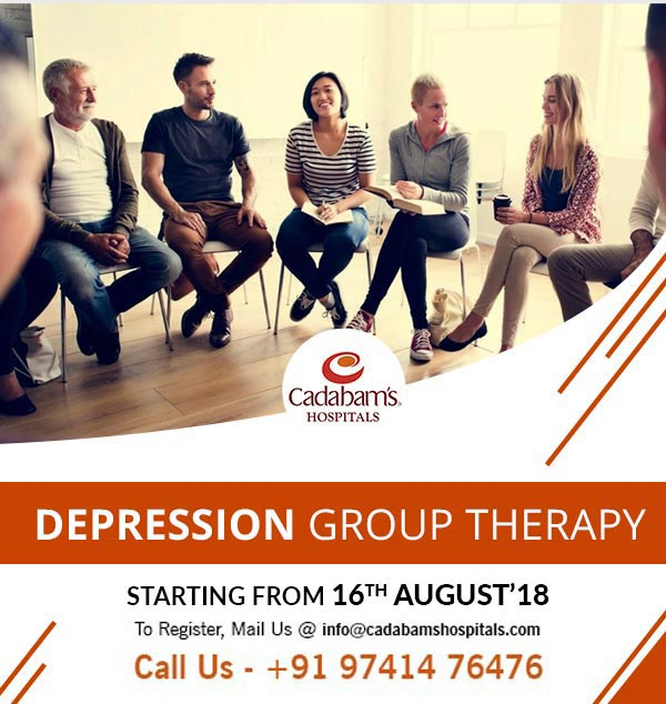Depression Group Therapy