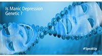 Is Manic Depression Genetic & Hereditary