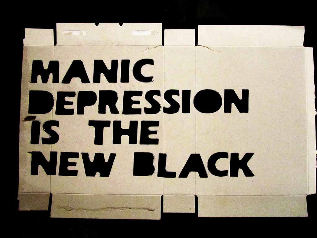 manic depression symptoms test