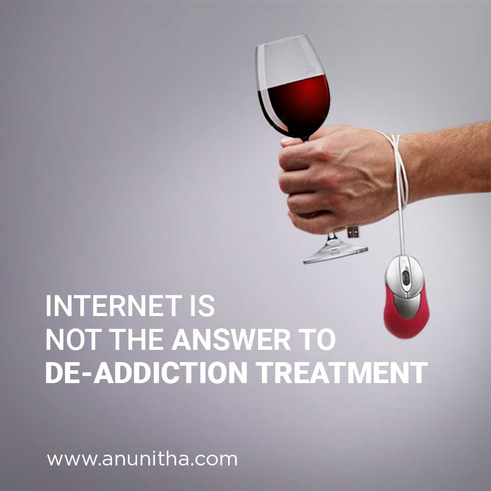 De-addiction of Alcohol, Nicotine & Drugs