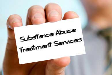 Substance abuse treatment center