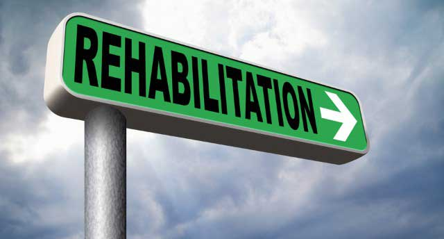 Short term rehabilitation hospitals