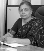 Ms. M. K. Saraswathi - Vice Chairperson, CADABAM'S Group