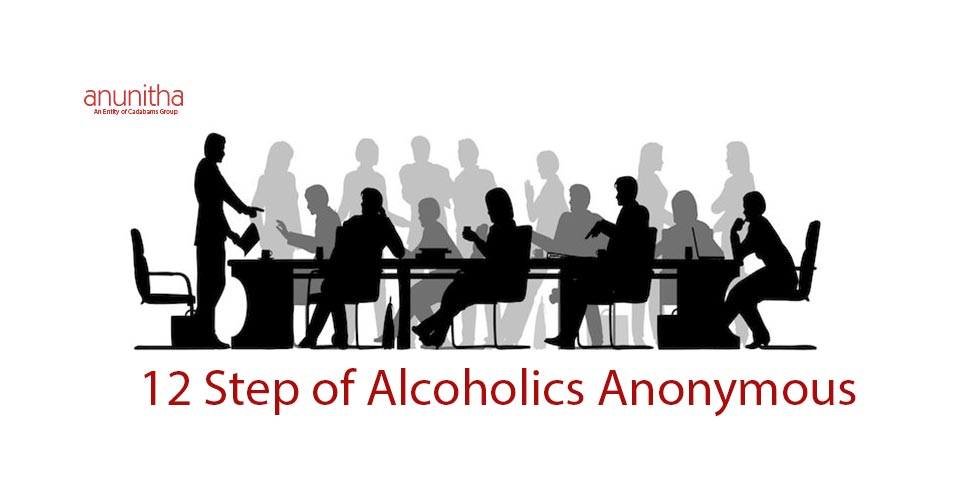 12 Step program of Alcoholics Anonymous: How does it work?