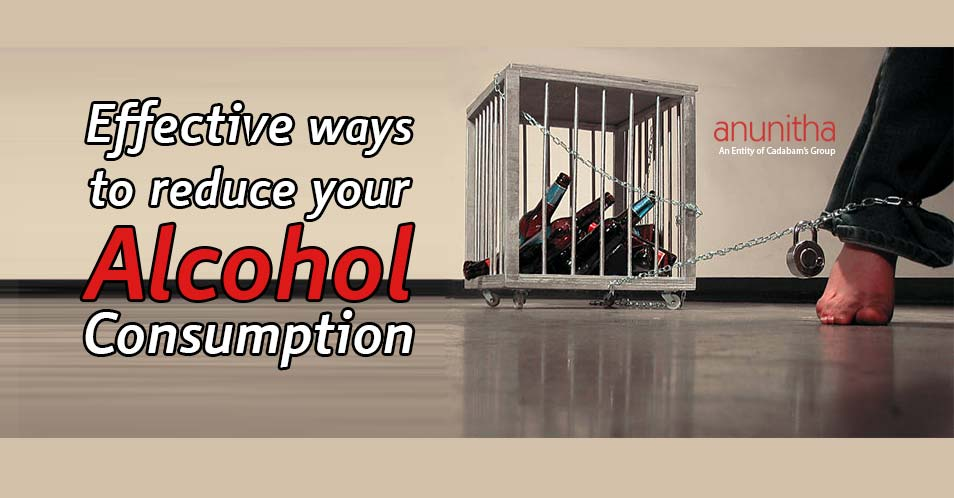 Effective Ways to Reduce Your Alcohol Consumption