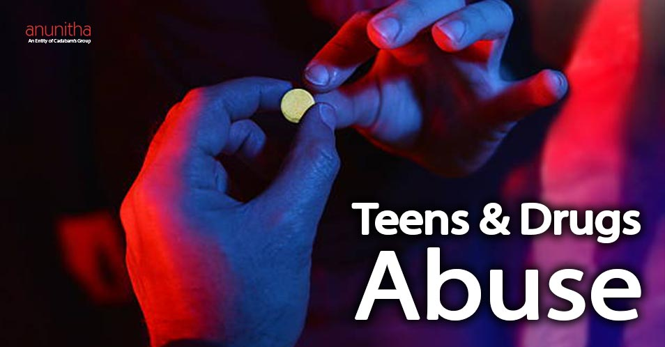 Teens and Drugs Abuse