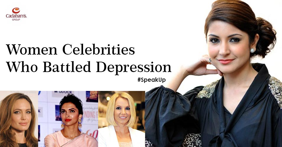 Women Celebrities who tell us How to Fight Depression