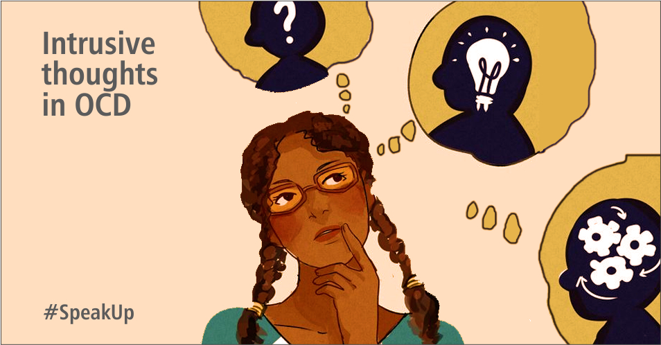 OCD Intrusive Thoughts -How to Manage Them