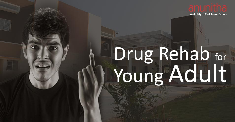 Drug Rehab for Young Adult
