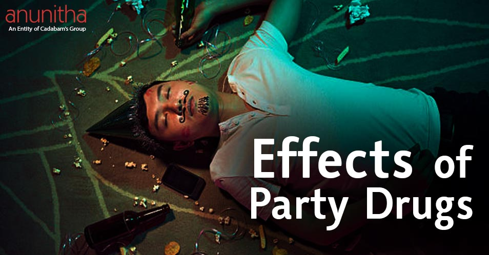 Party Drugs Effects