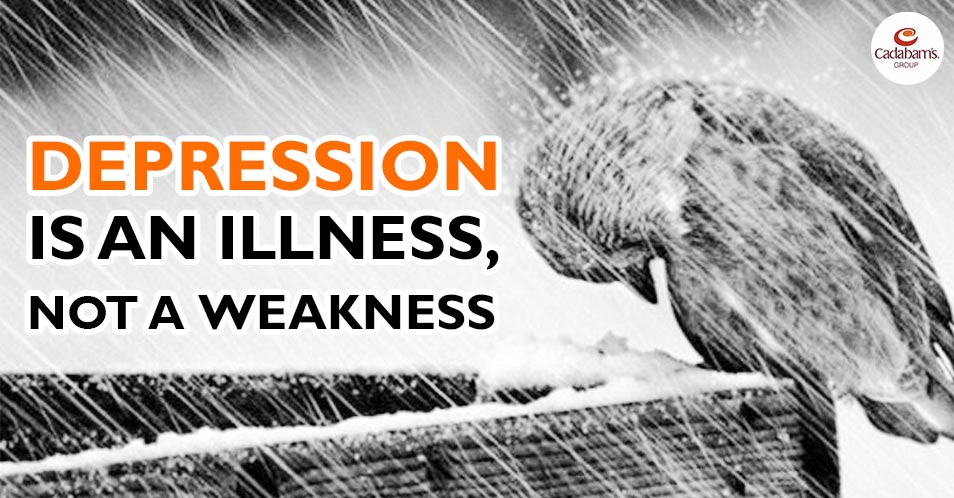 Depression is an Illness, Not a Weakness