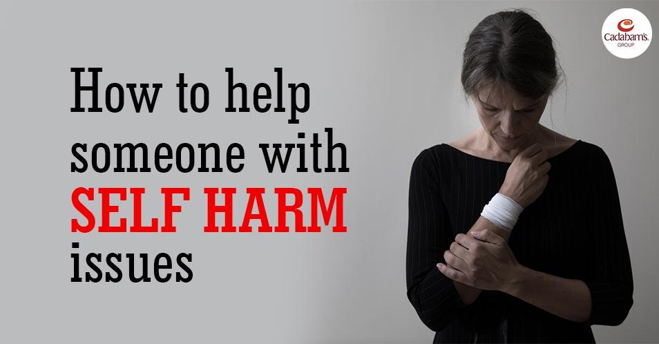 How to Help Someone with Self Harming Behavior?