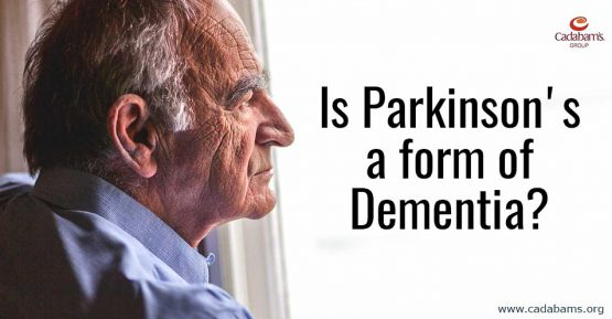 Is Parkinson's a form of Dementia?