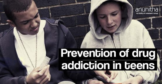 Prevention of Drug addiction in teens