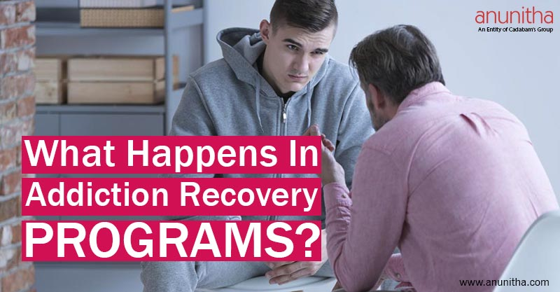 What Happens In Addiction Recovery Programs?
