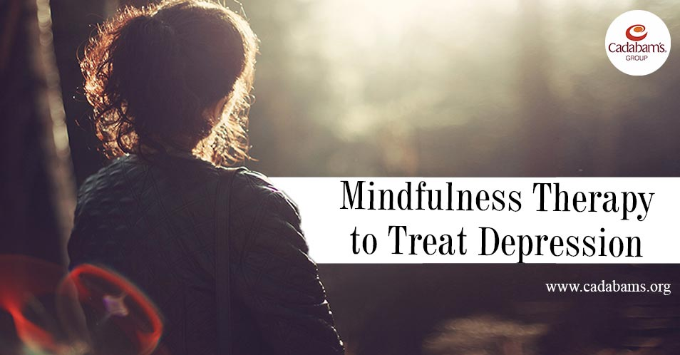 Mindfulness Therapy to Treat Depression