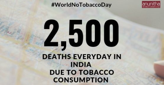 TOBACCO CONSUMPTION – A GROWING PROBLEM IN INDIA