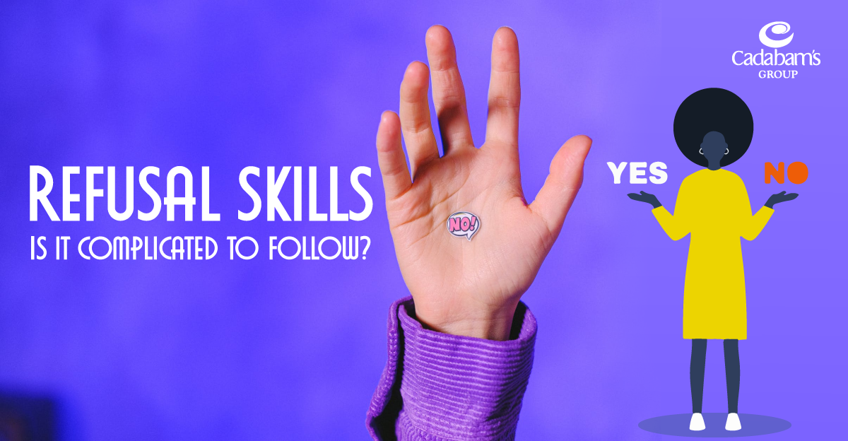 Refusal skills: Is it complicated to follow?