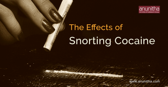 The Effects of Snorting Cocaine