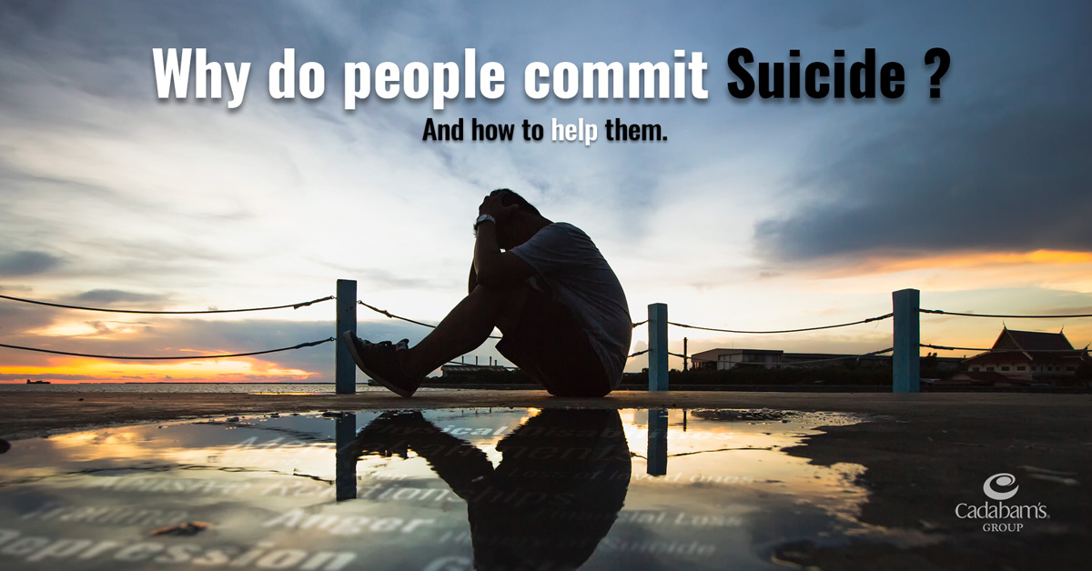 Why Do People Commit Suicide? – Steps for Suicide Prevention