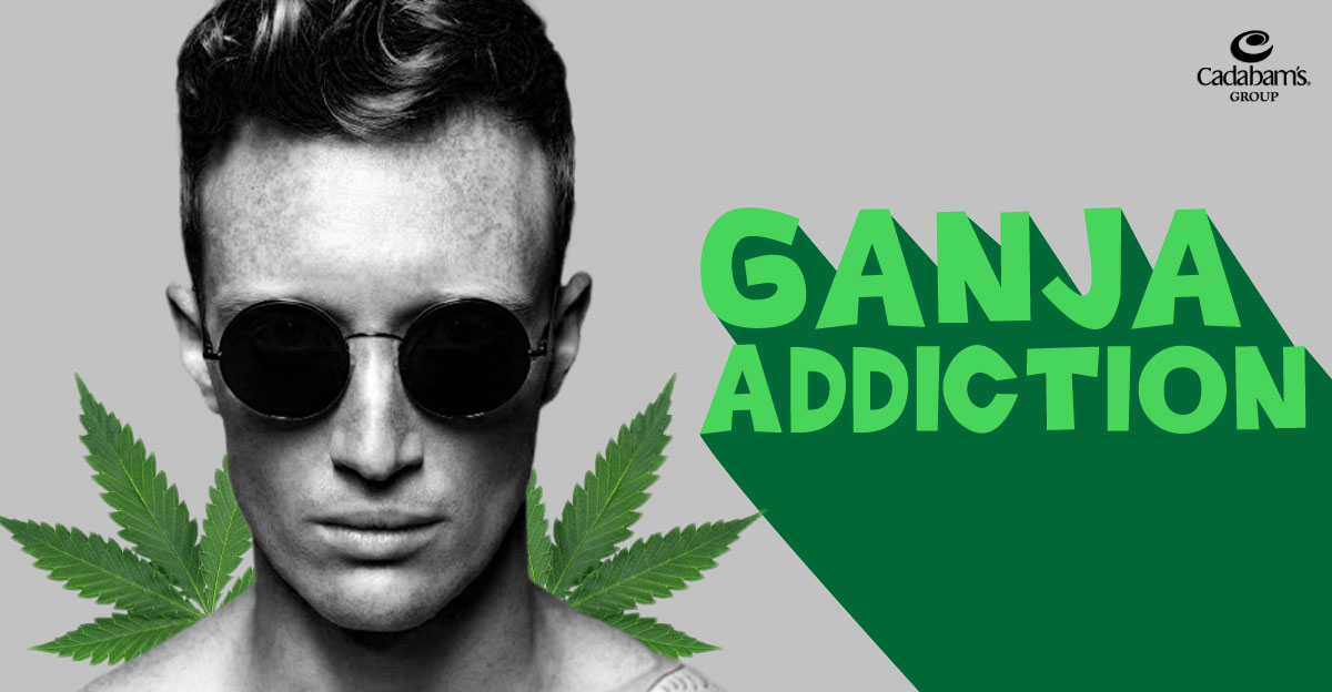 Ganja Addiction- All you need to know About