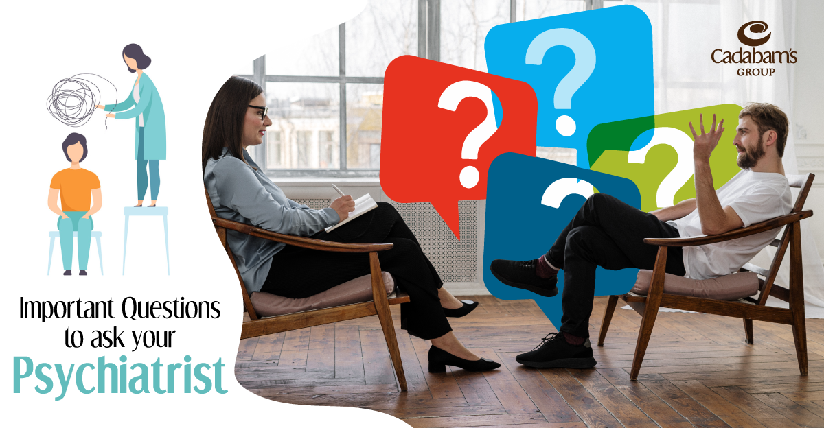 Important Questions to ask your psychiatrist