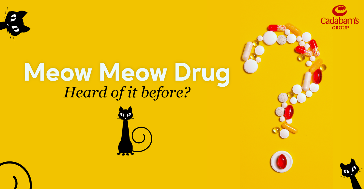 Meow Meow Drug- Heard of it before?