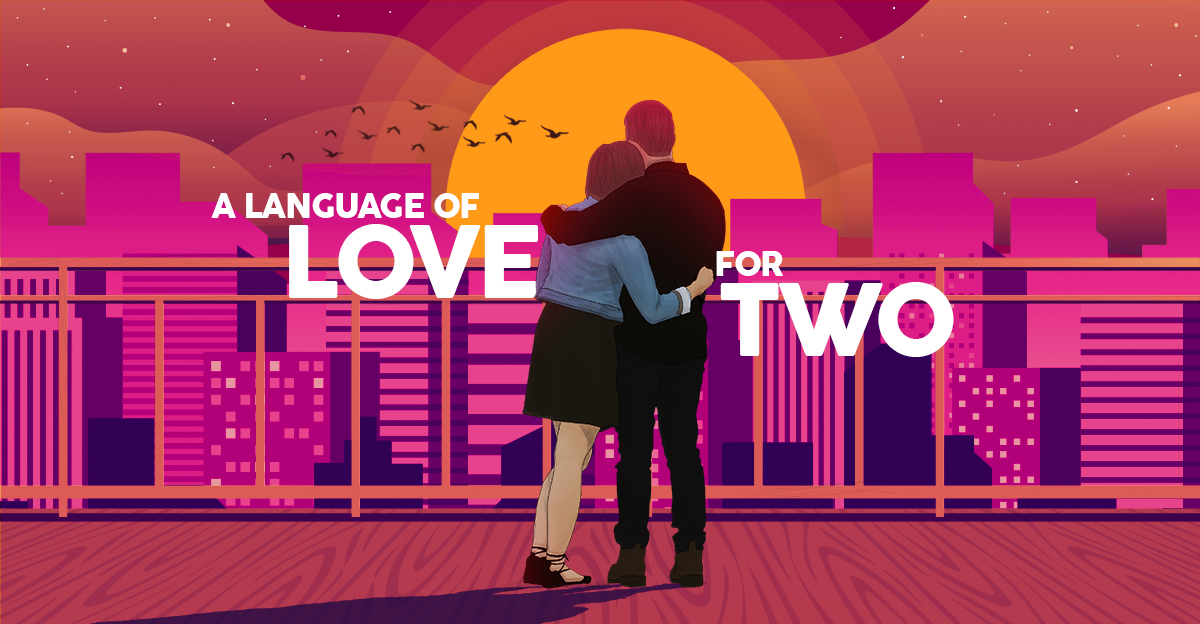 A Language of Love for Two