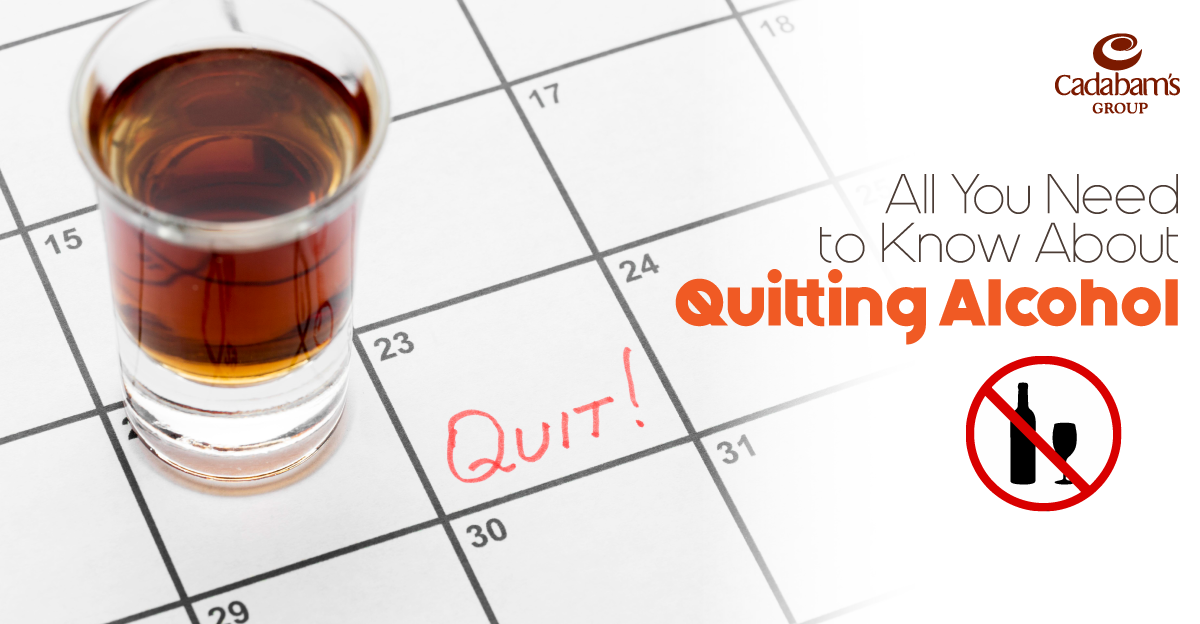 All You Need to Know About Quitting Alcohol