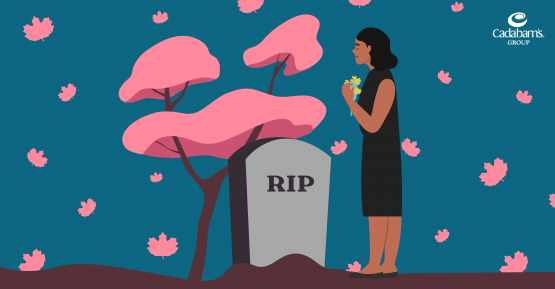 Healing and coping with the loss of a loved one