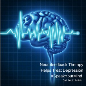 Neurofeedback Therapy Helps Treat Depression#Speak Your Mind-3