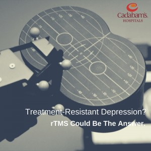 Treatment-resistant Depression?rTMS could be the answer.